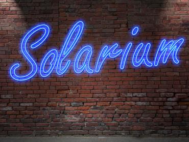 Podłączenie elektryczne solarium